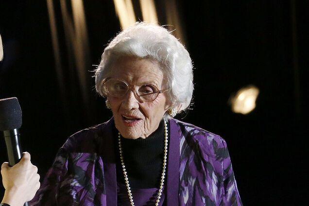 Умерла старейшая голливудская актриса