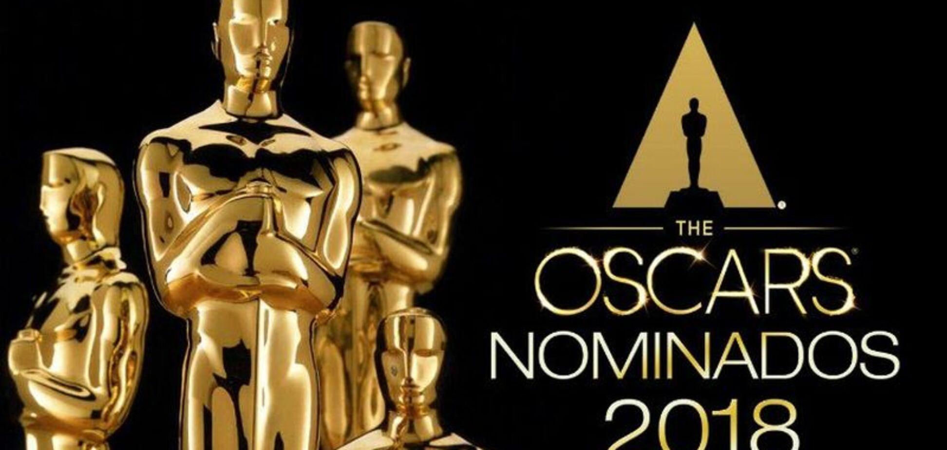 'Оскар-2018': объявлены номинанты на премию