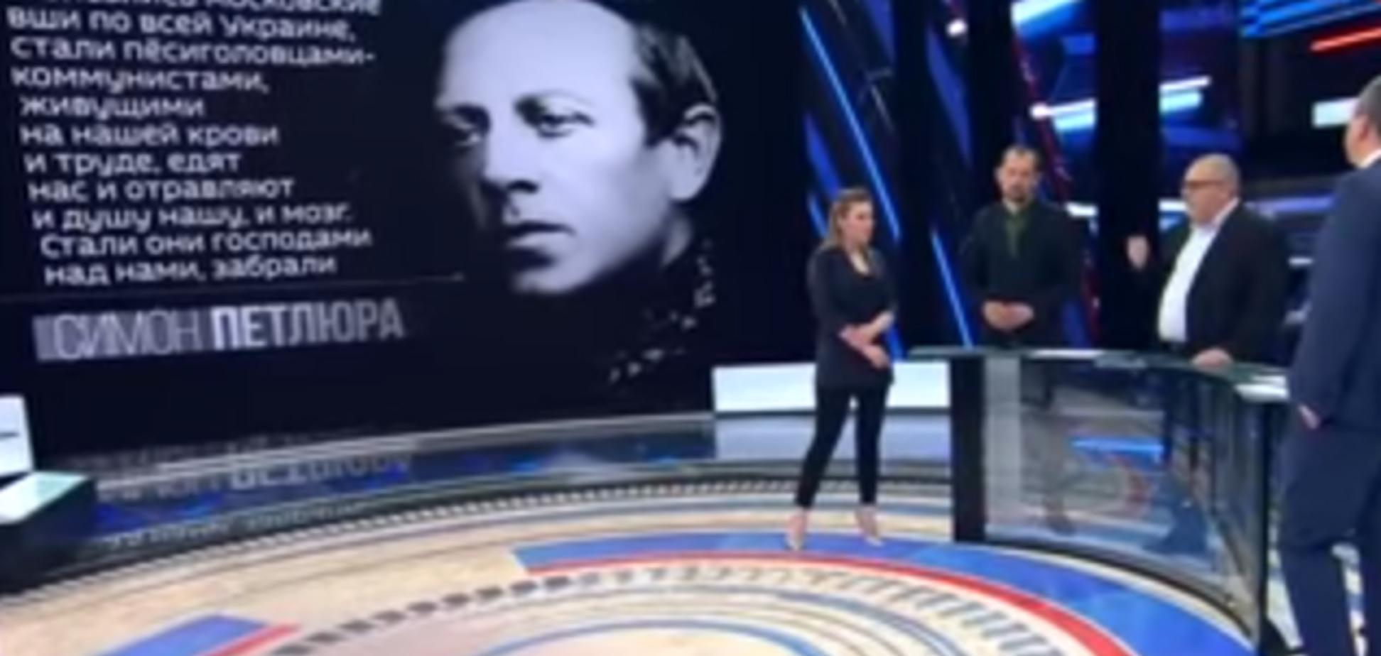 Хуже Бандеры? На КремльТВ придумали новую кровавую страшилку о 'диктаторе' Украины