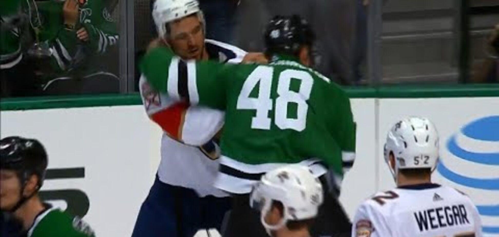 Брутальне місиво: в НХЛ зіграли найбільш безбашений матч сезону - опубліковано відео