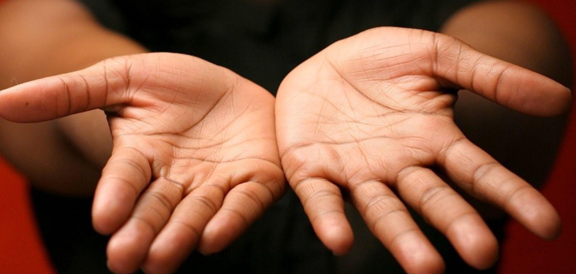 Дивіться на руки: вчений підказав, як визначити злочинця