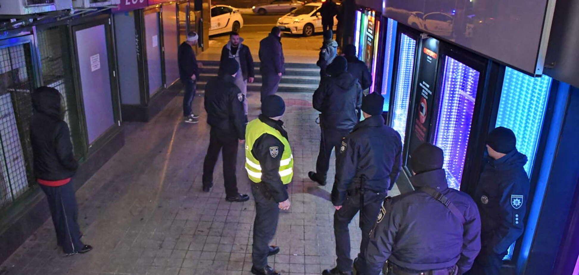 В центре Киева произошла стрельба: есть пострадавшие. Опубликованы фото и видео