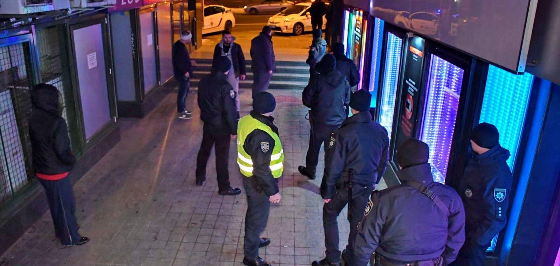 Стрельбы не было? Всплыли неожиданные детали ночной потасовки в центре Киева