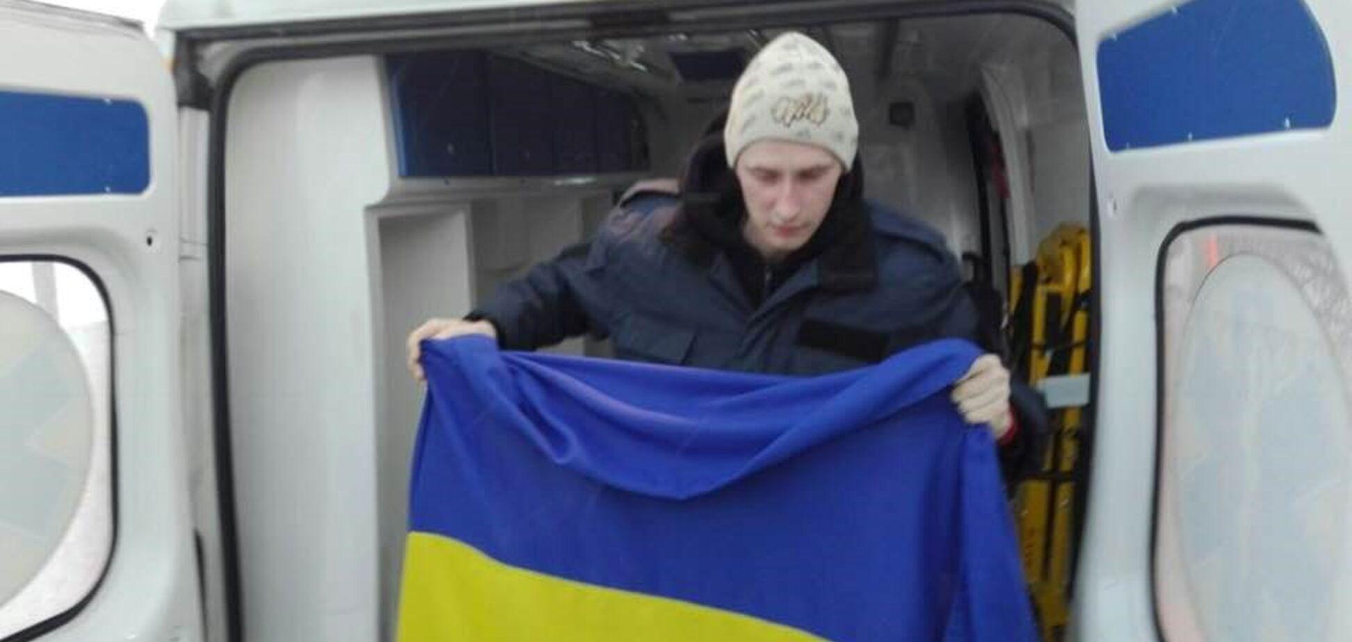 Потерял 30 кг: появились страшные подробности об освобожденном из плена бойце АТО