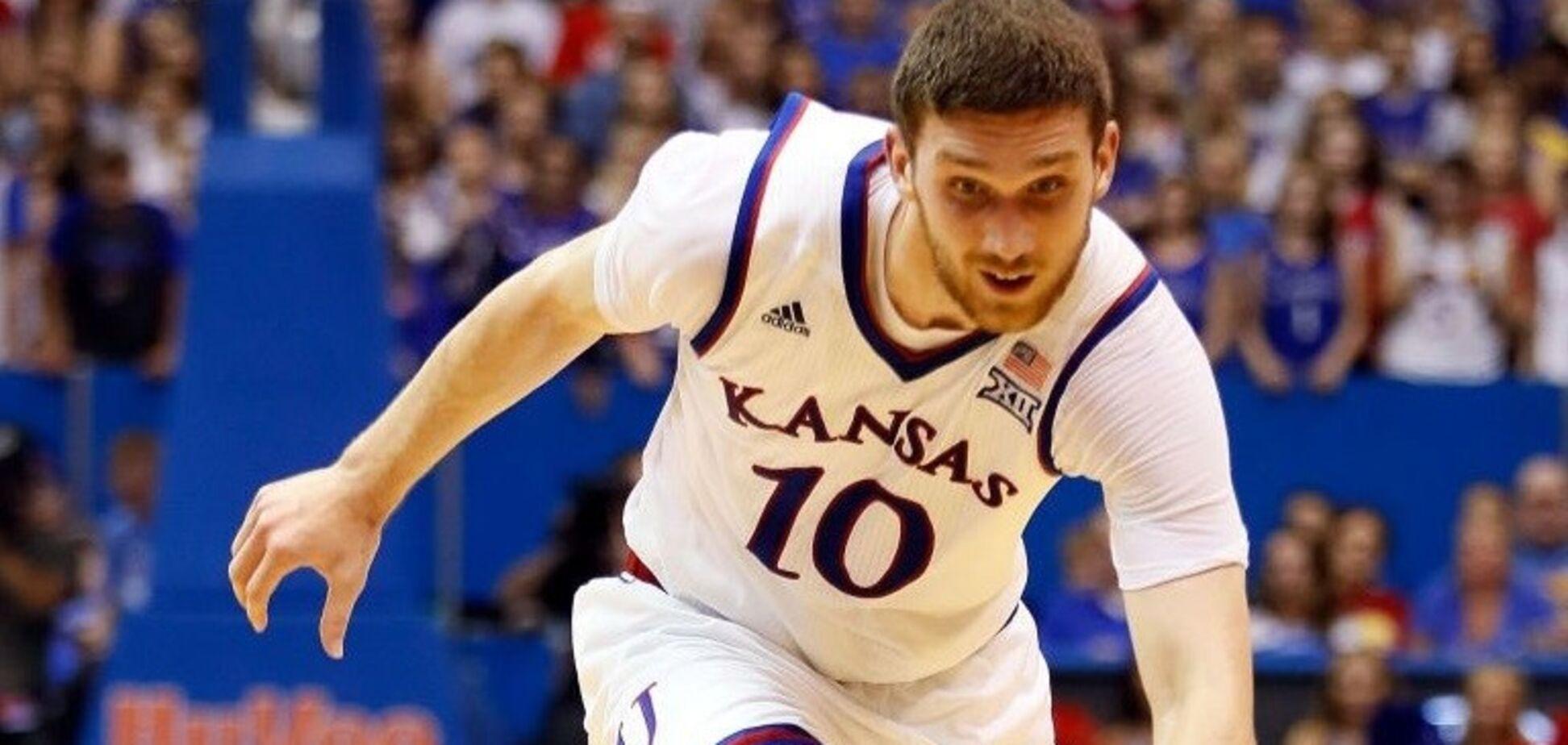 20-річний гравець збірної України провів кращий матч року в NCAA