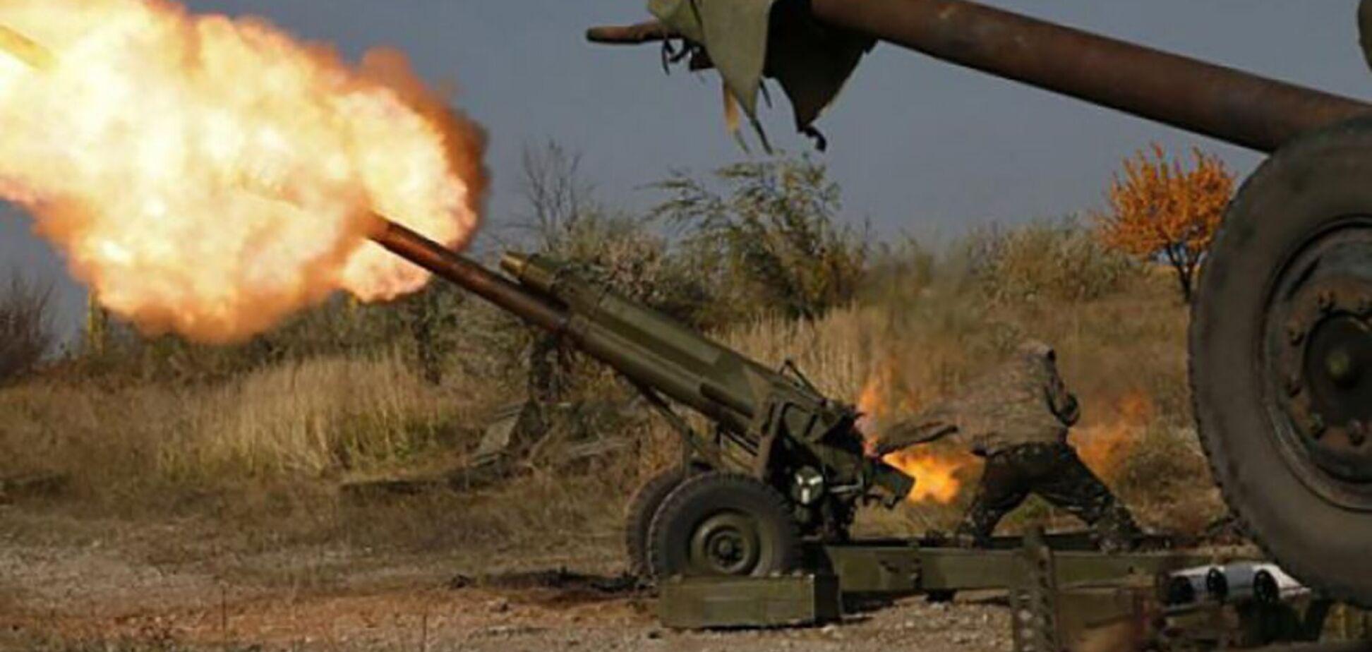 Дали жару: бійці ЗСУ спалили військову техніку окупантів на Донбасі