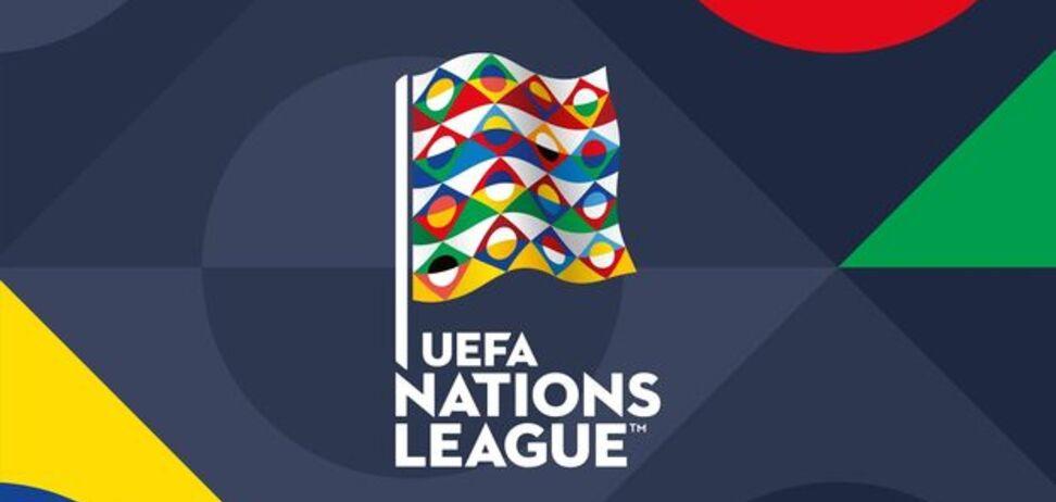 Состоялась жеребьевка Лиги наций УЕФА: все результаты