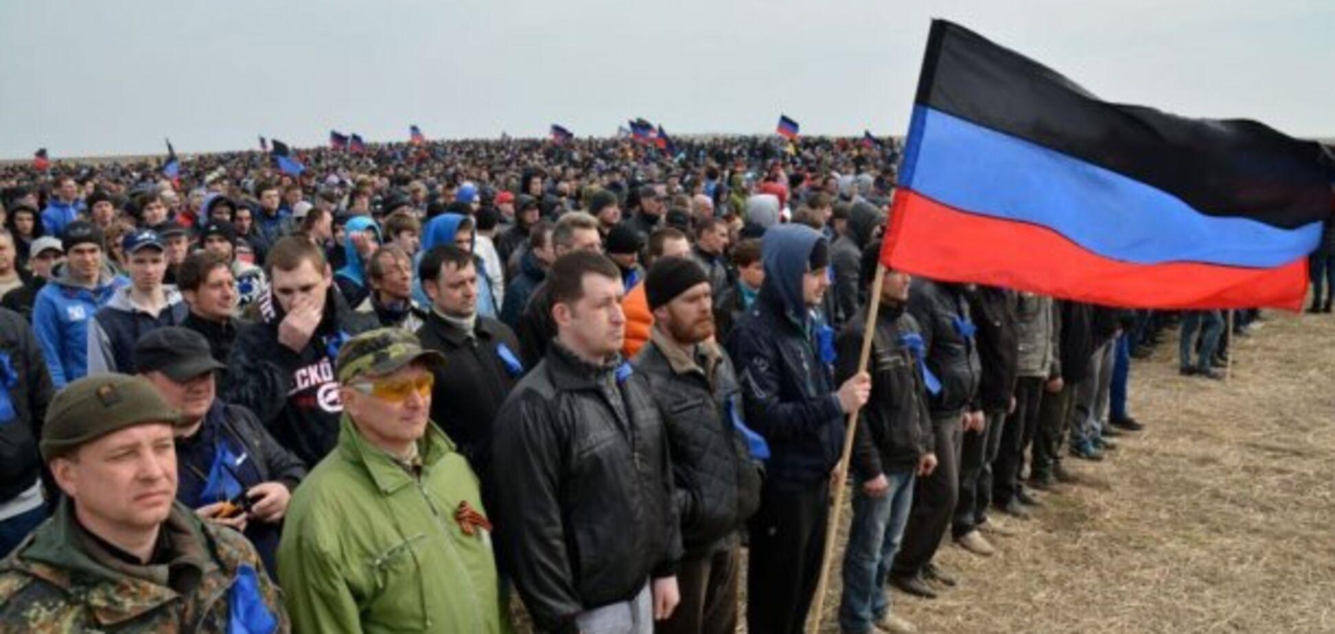 Забирают всех шахтеров: в 'ДНР' объявили срочную мобилизацию