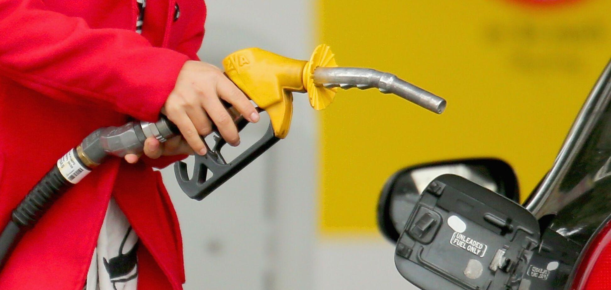 В Україні АЗС підняли ціни на бензин і дизпаливо