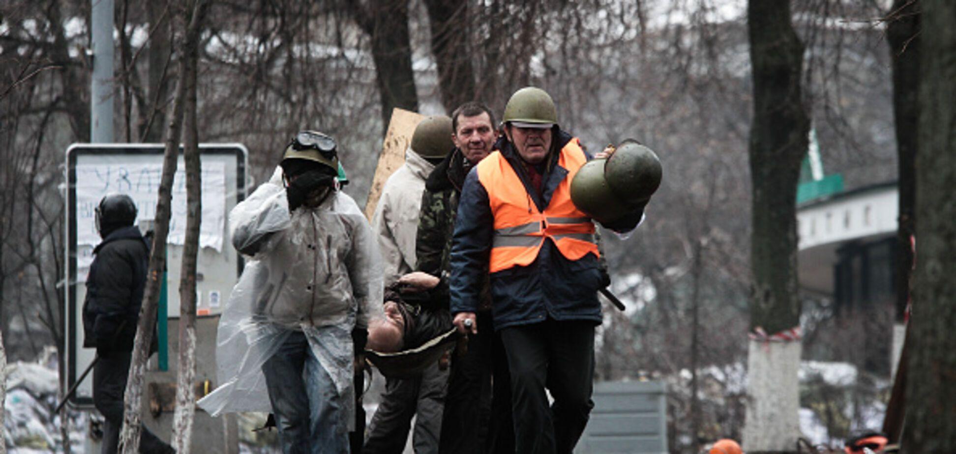 Расстрел Майдана: Парубий рассказал, кто был 'третьей силой'