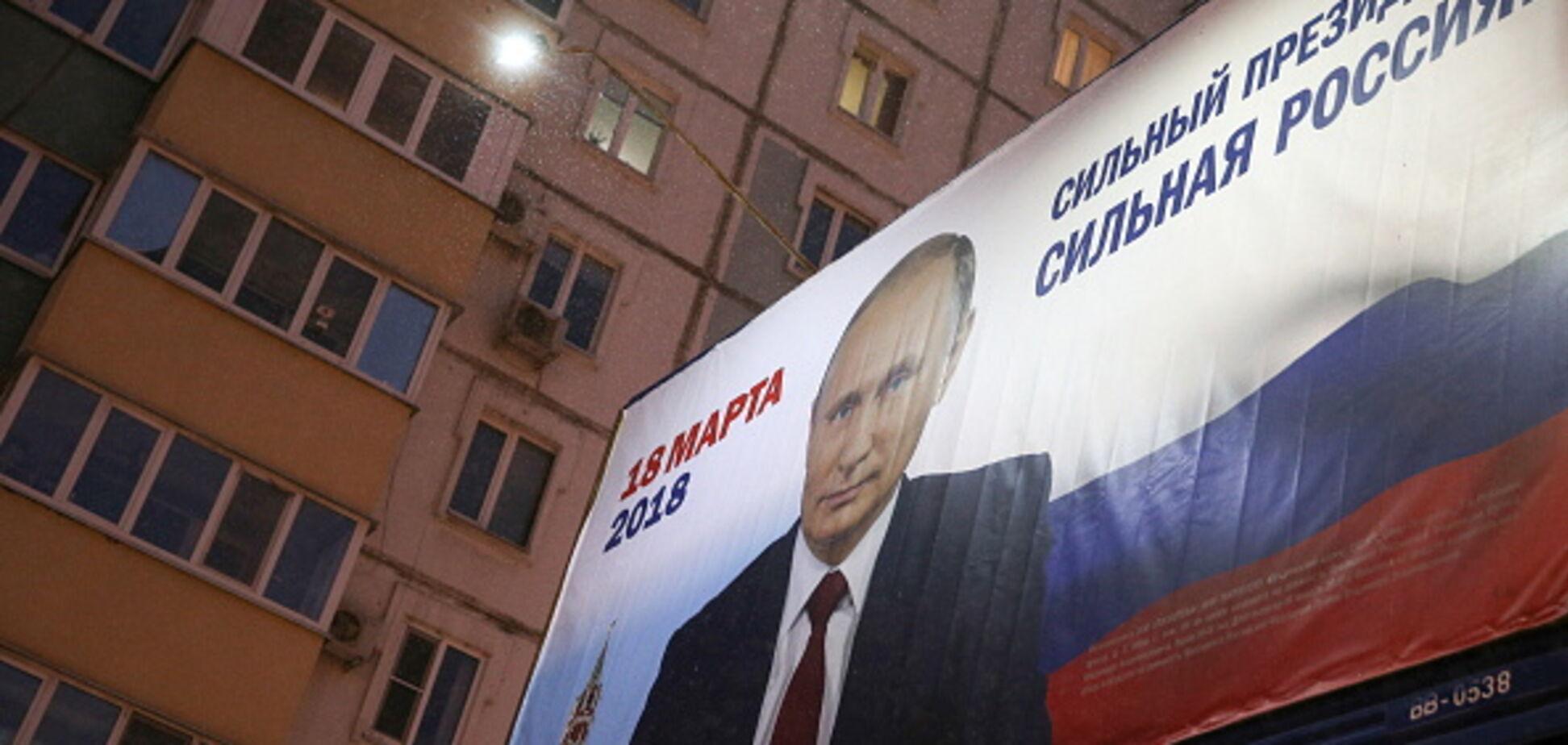 Казково: зухвалий випад проти Путіна обіграли міткою карикатурою