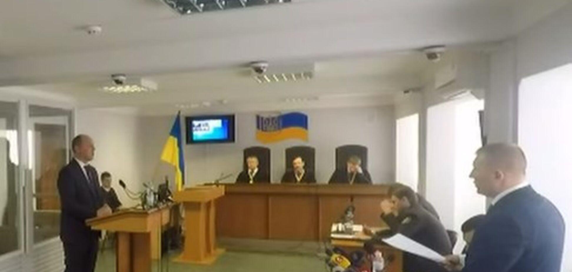 'Чия ви маріонетка?' Адвокат Януковича 'влаштував цирк' на допиті Парубія