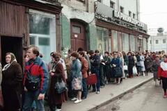 Вспомните Горбачева, он далеко не во всем был неправ