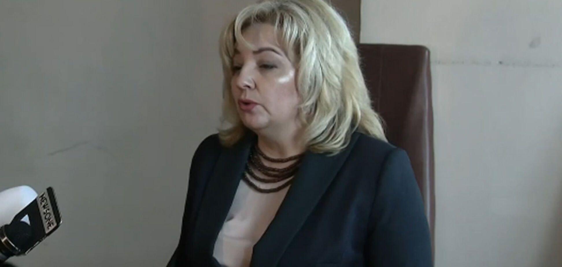 'Золотая' чиновница: суд принял решение по скандальной главе Госаудитслужбы