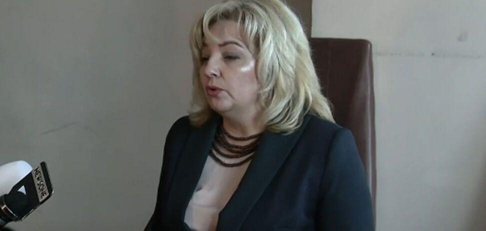 'Золота' чиновниця: суд обрав запобіжний захід у вигляді особистого зобов'язання