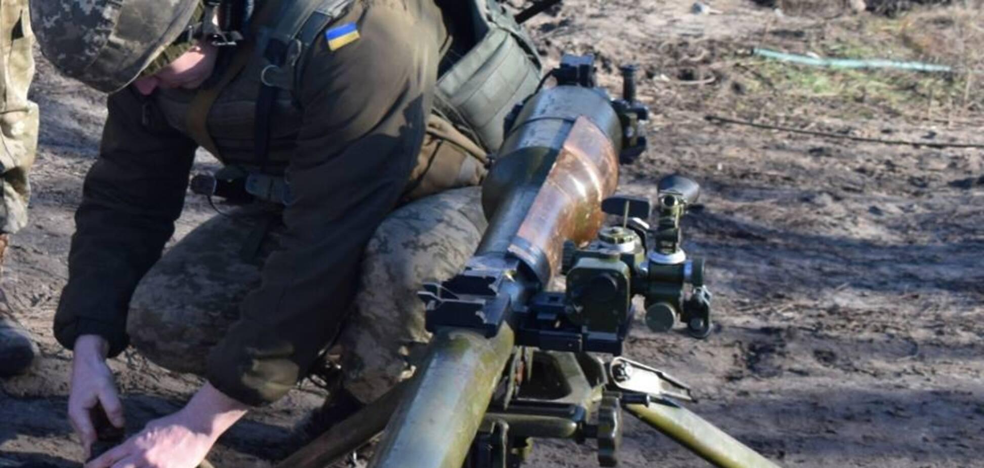 Прекращения огня нет: террористы ранили бойца АТО на Донбассе