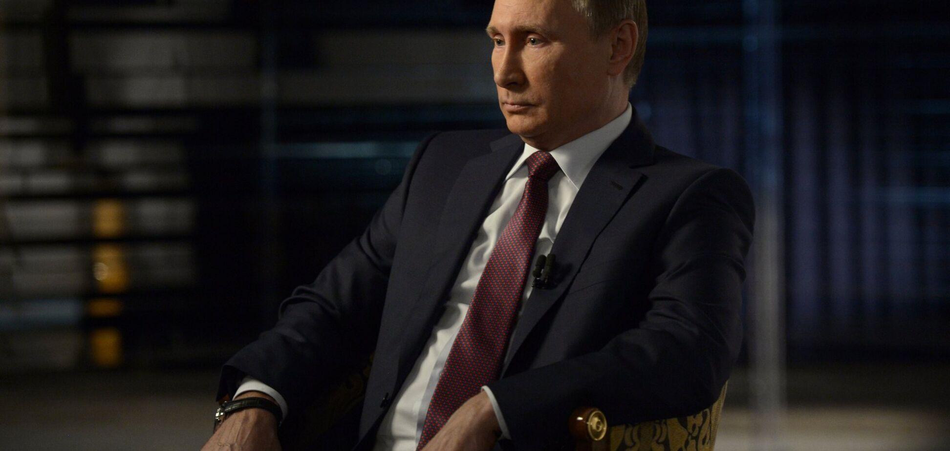Путин репрессирует чиновников: в России пояснили, чего он боится
