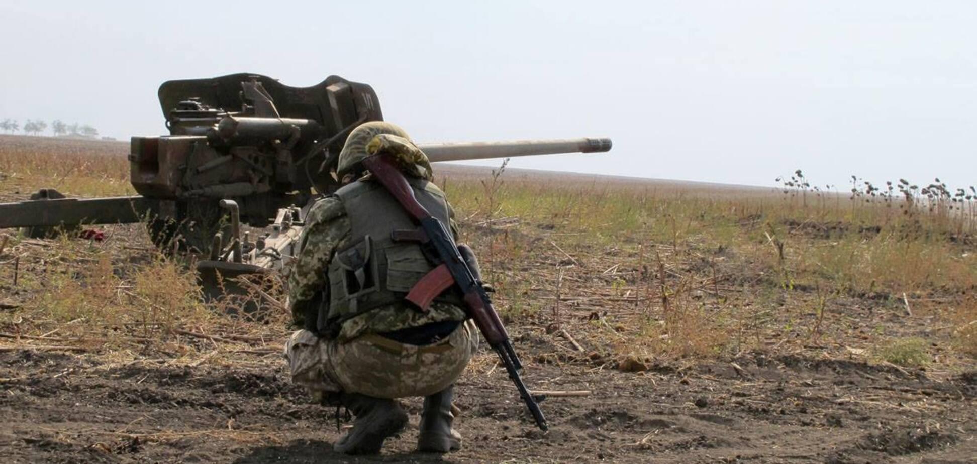 На Донбассе опять стрельба
