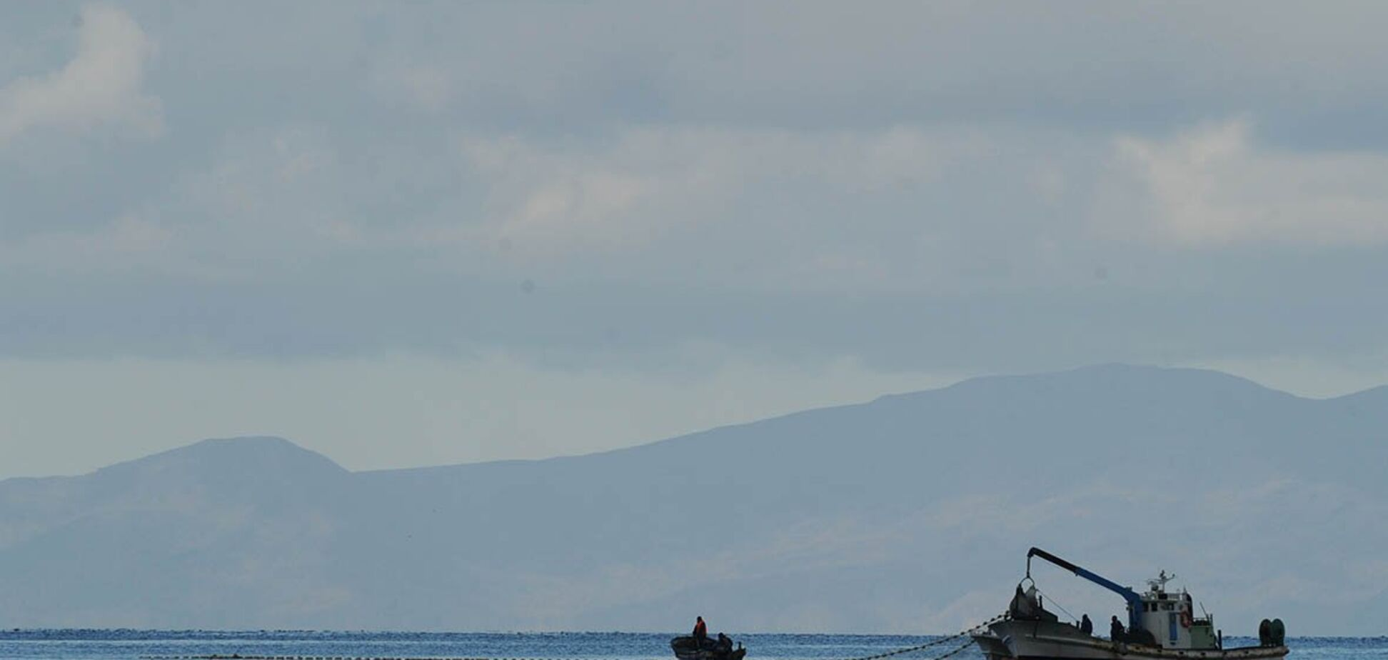 В России бесследно пропало судно с украинцами на борту