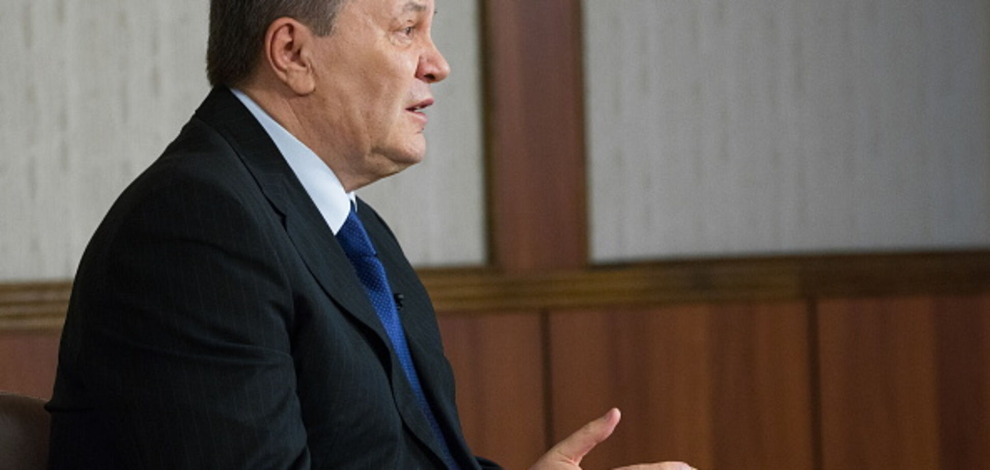 Улетал не один: экс-охранник Януковича раскрыл детали его побега