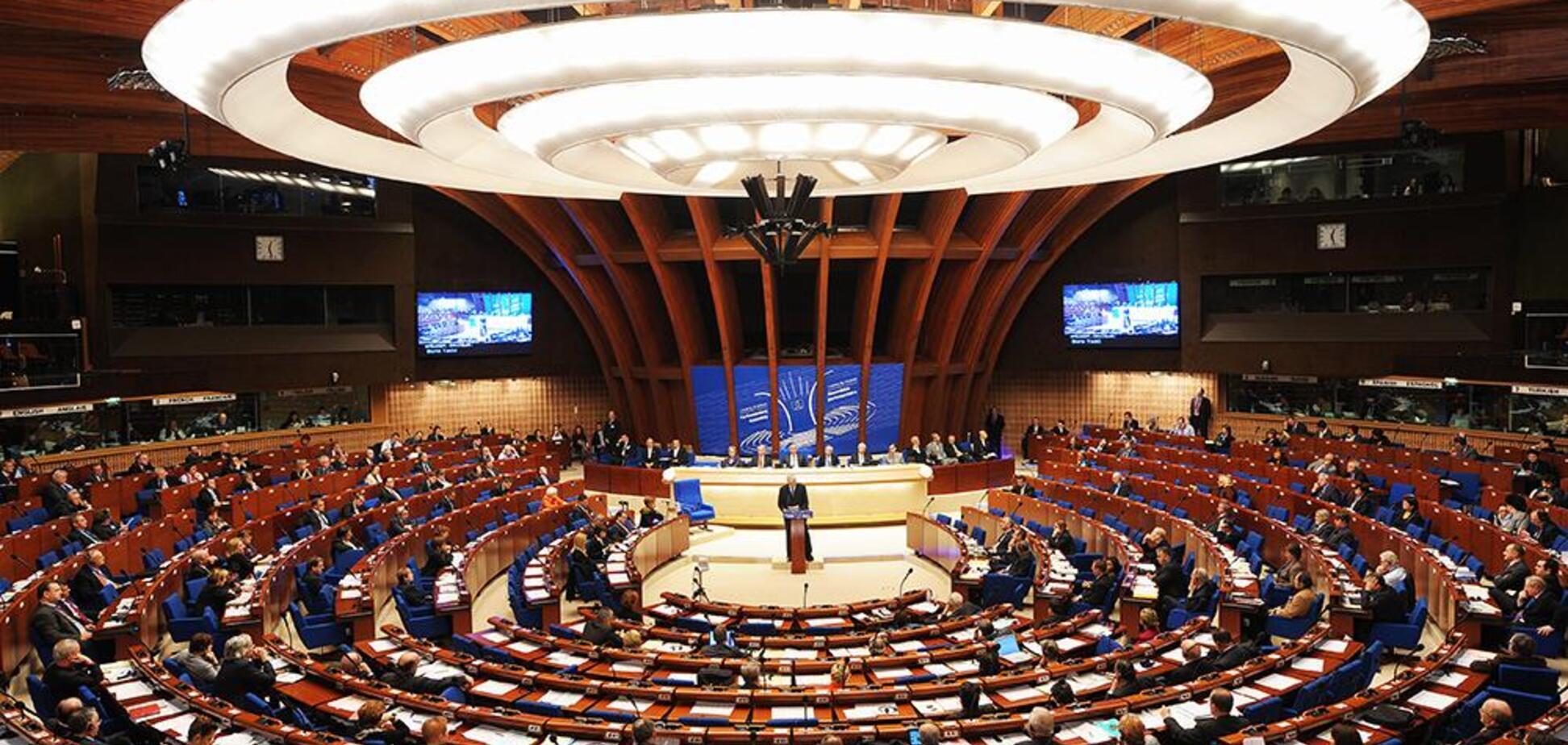 ПАСЕ обязал Украину назначить новый состав ЦИК
