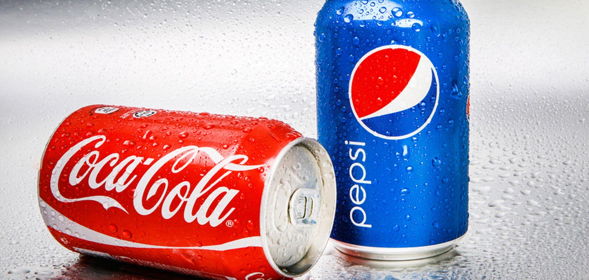 Coca-Cola против Pepsi: опрос читателей