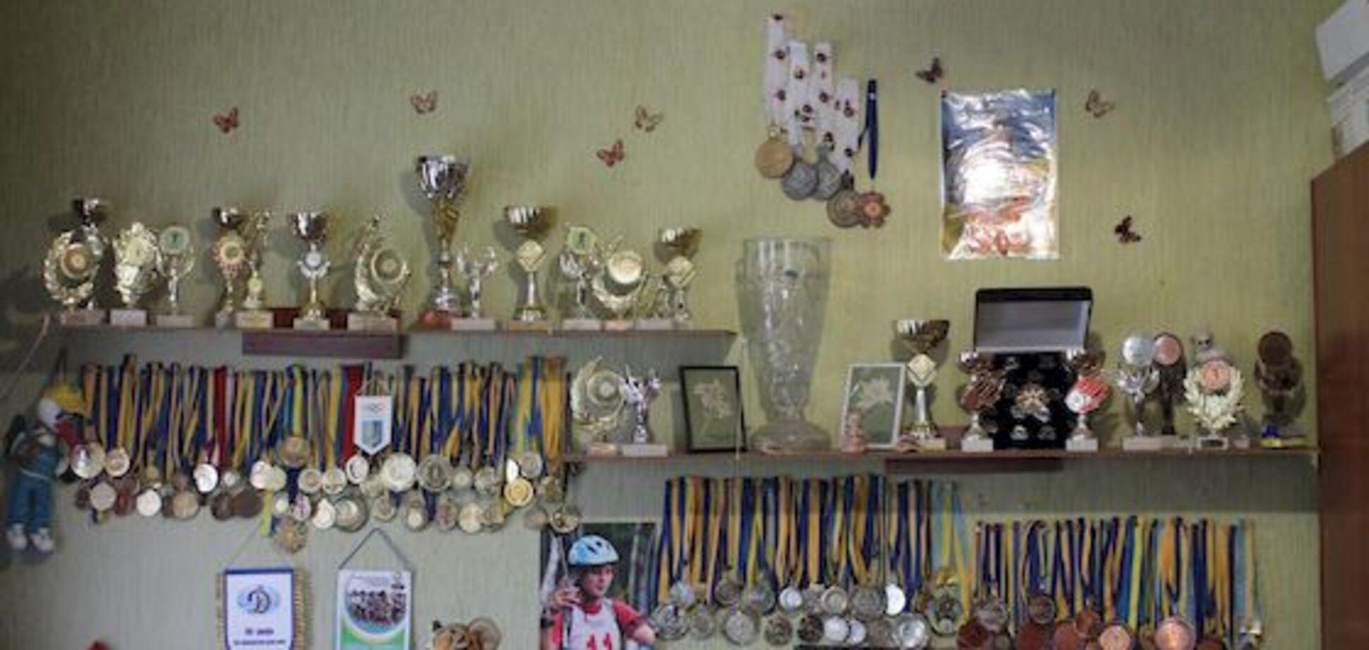 Награды Анны Кривонос