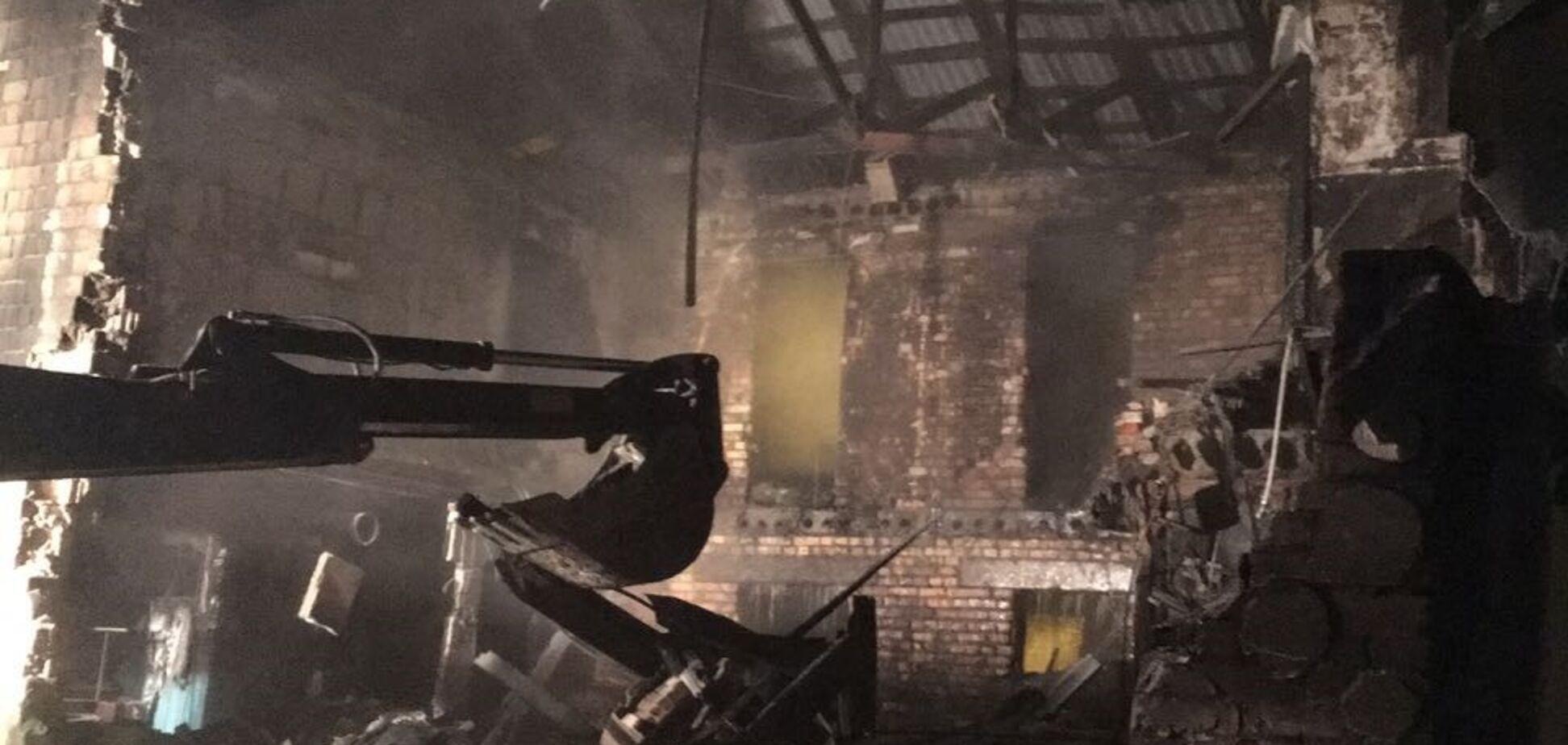 Смертельный взрыв дома на Киевщине: появились подробности
