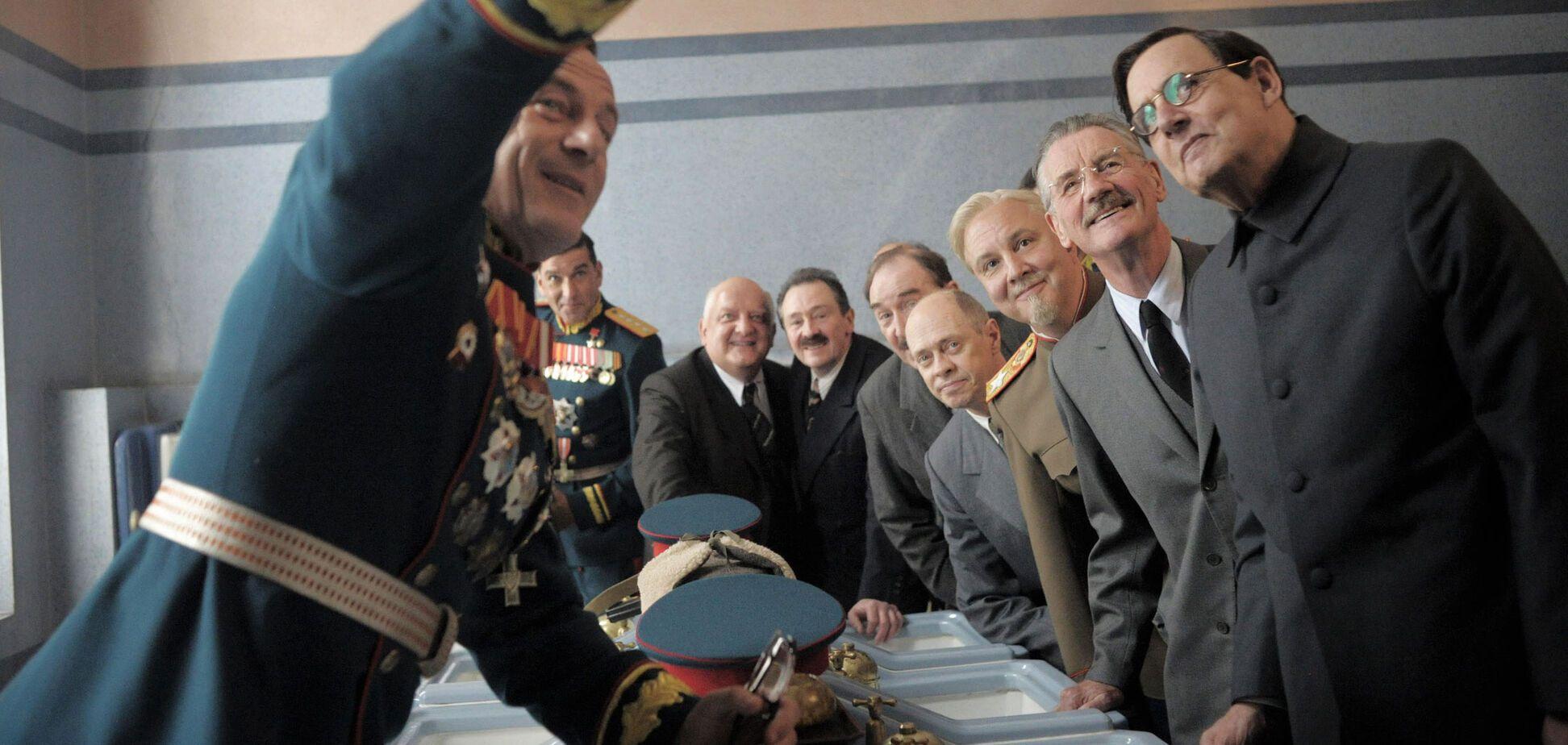 'Смерть Сталина': сцена, из-за которой запретили показ фильма в России