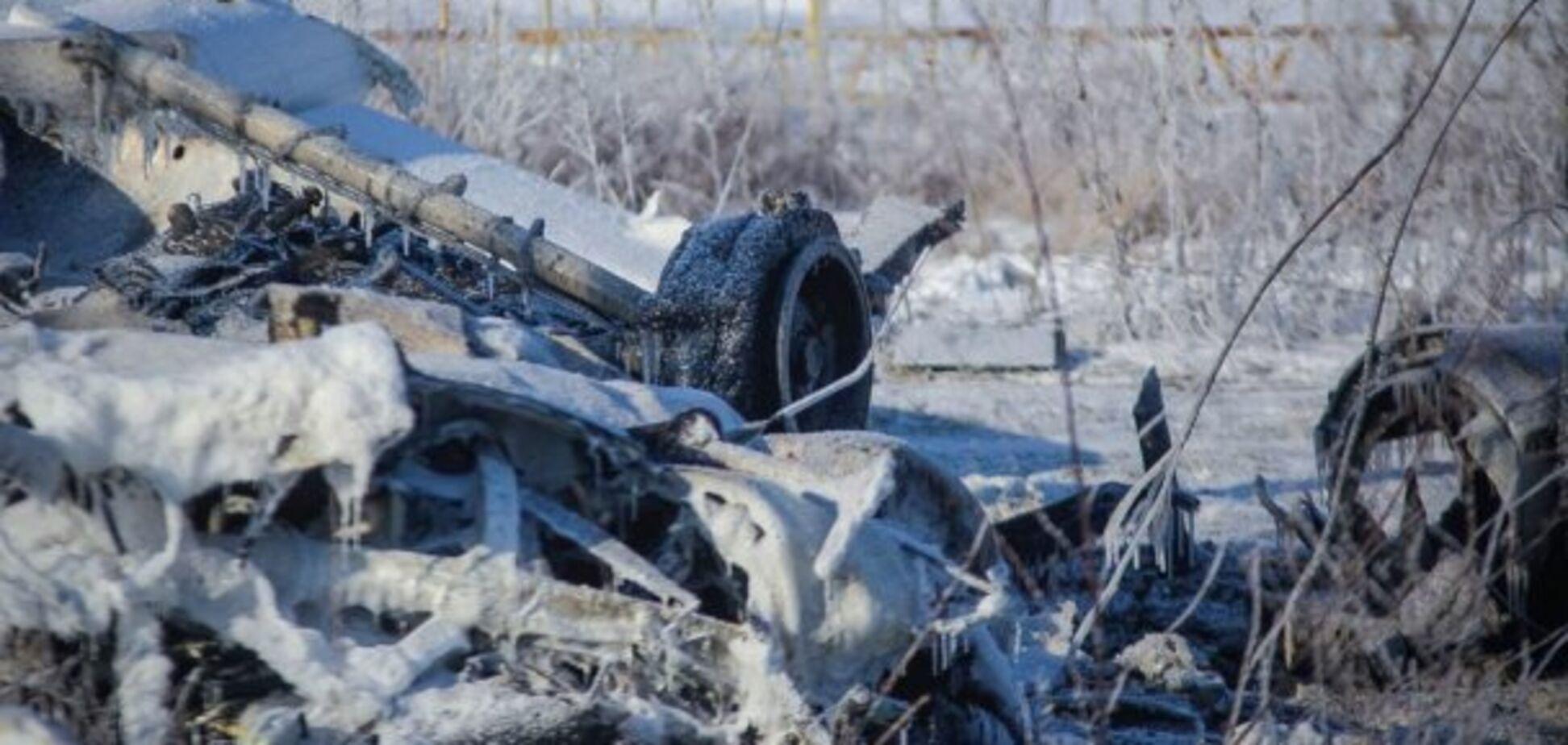 Крушение вертолета в Кременчуге: появилась новая версия