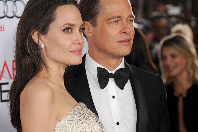 Брэд Питт нашел способ помириться с Джоли