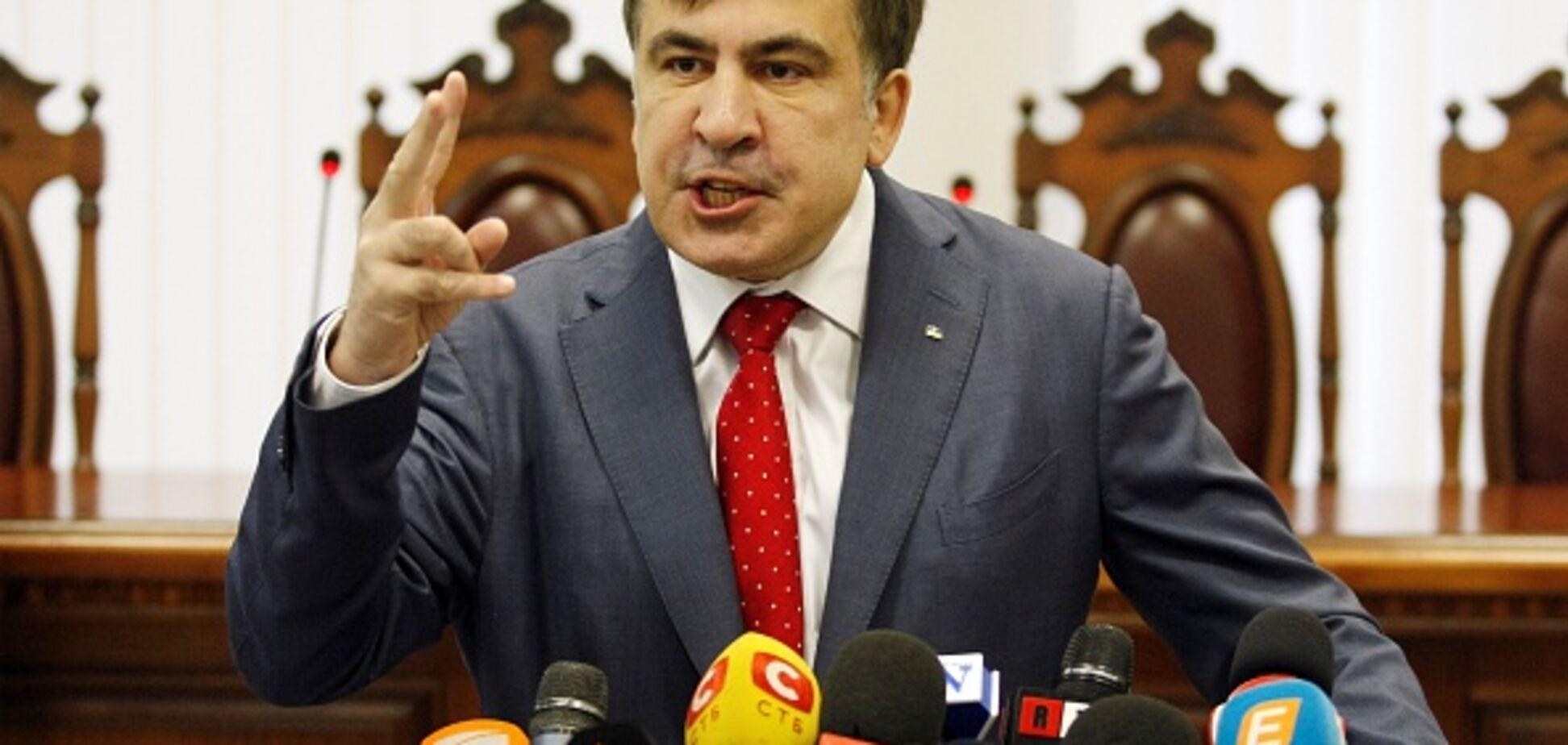 'Побойся Бога!' Саакашвили поймали на лжи по обмену пленными
