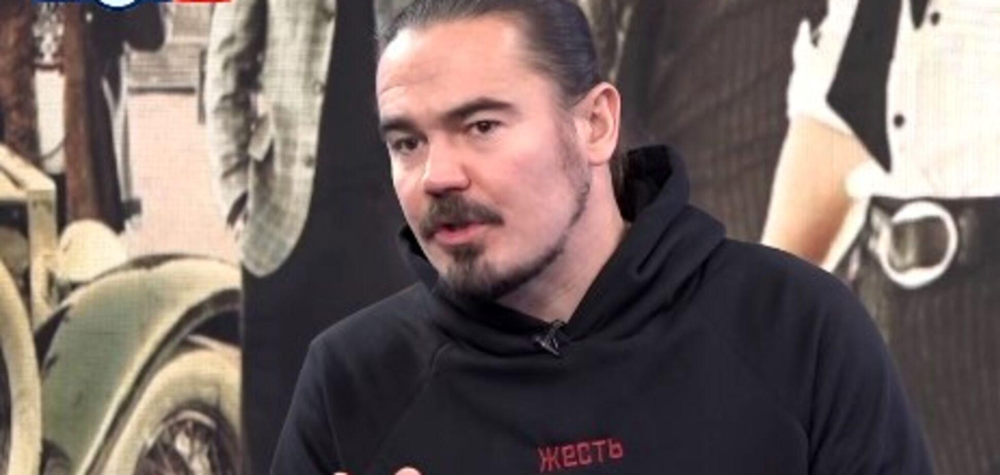 'Чортам вставляю у зуби': український артист різко висловився про мовний скандал