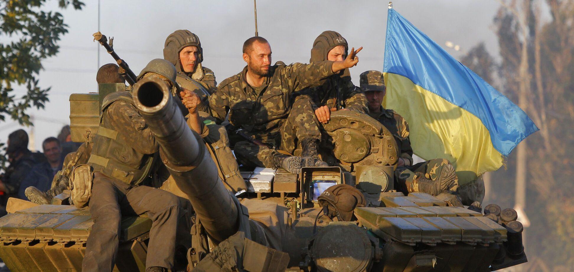 Українські силовики почали готуватися до звільнення Криму і Донбасу