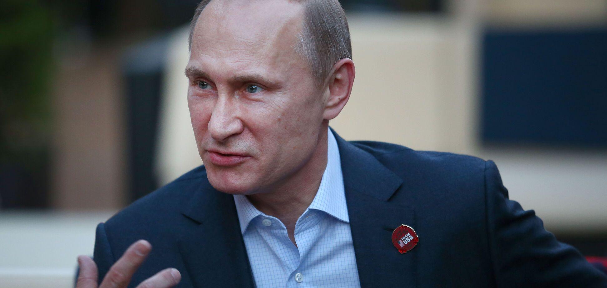 'Спор здесь неуместен': в России объяснили подлость Путина с Крымом
