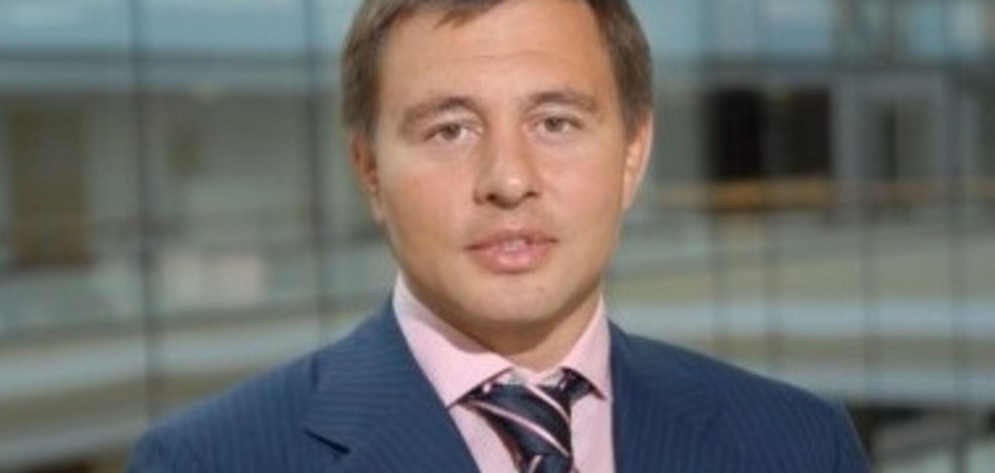 Вадима Киселя наградили за поддержку воинов АТО и патриотизм