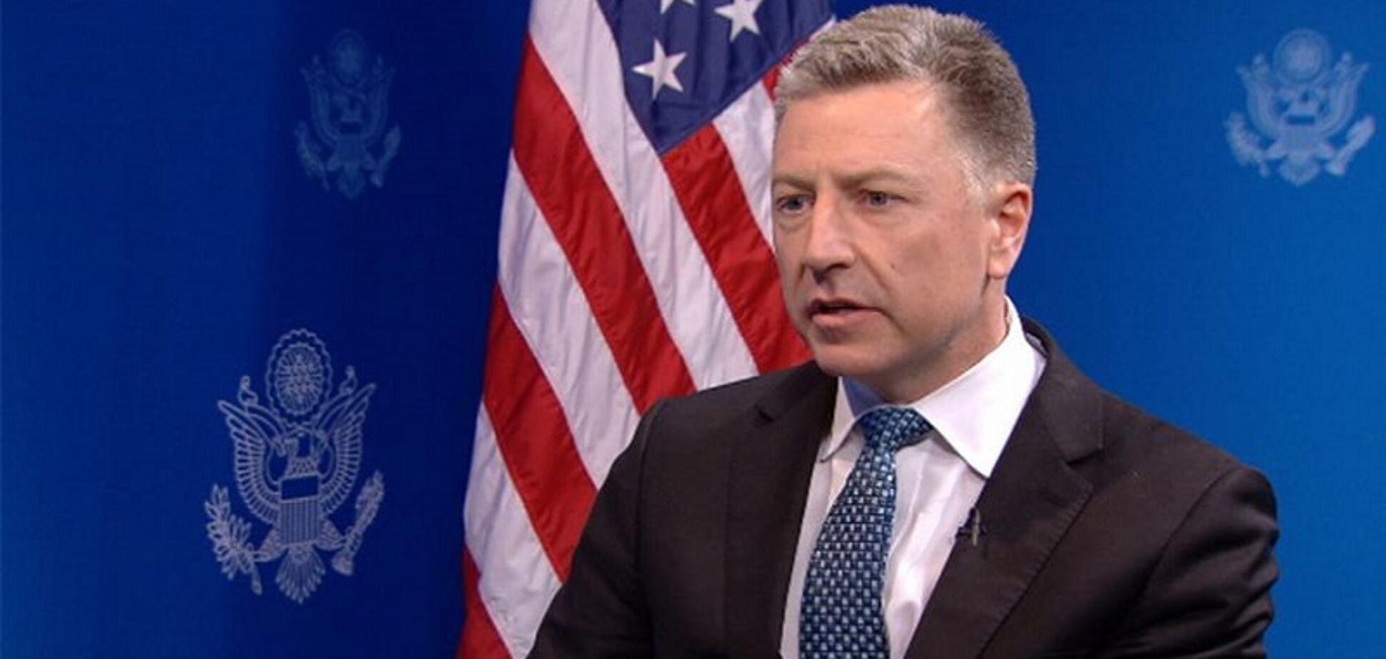 Волкер дал жесткий ответ на требование России по миротворцам на Донбассе