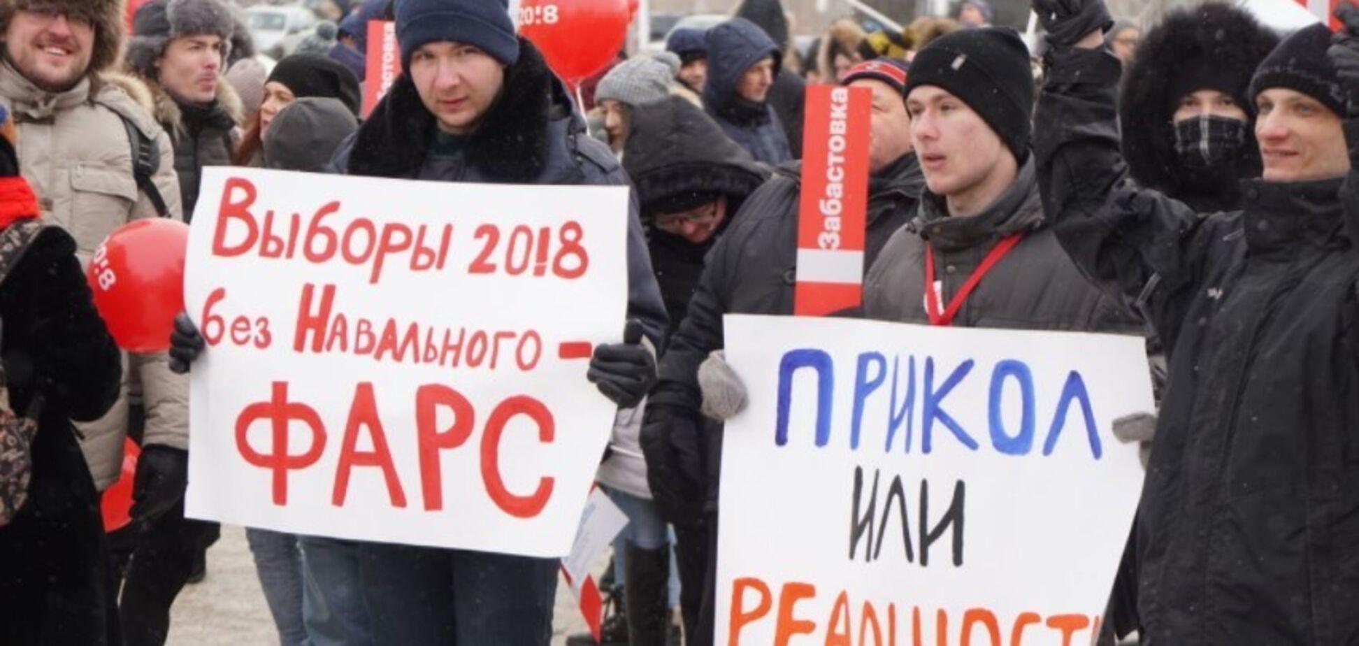 'Почему все в таком восторге?' Журналист пояснил обреченность протестов в России