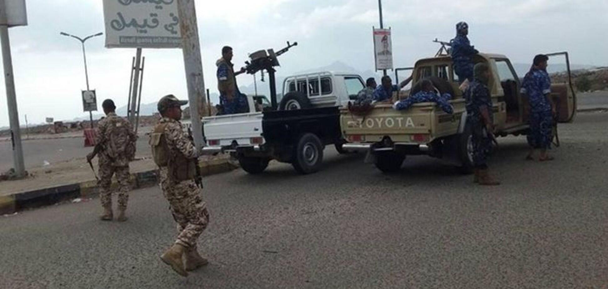 Місто Аден в Ємені