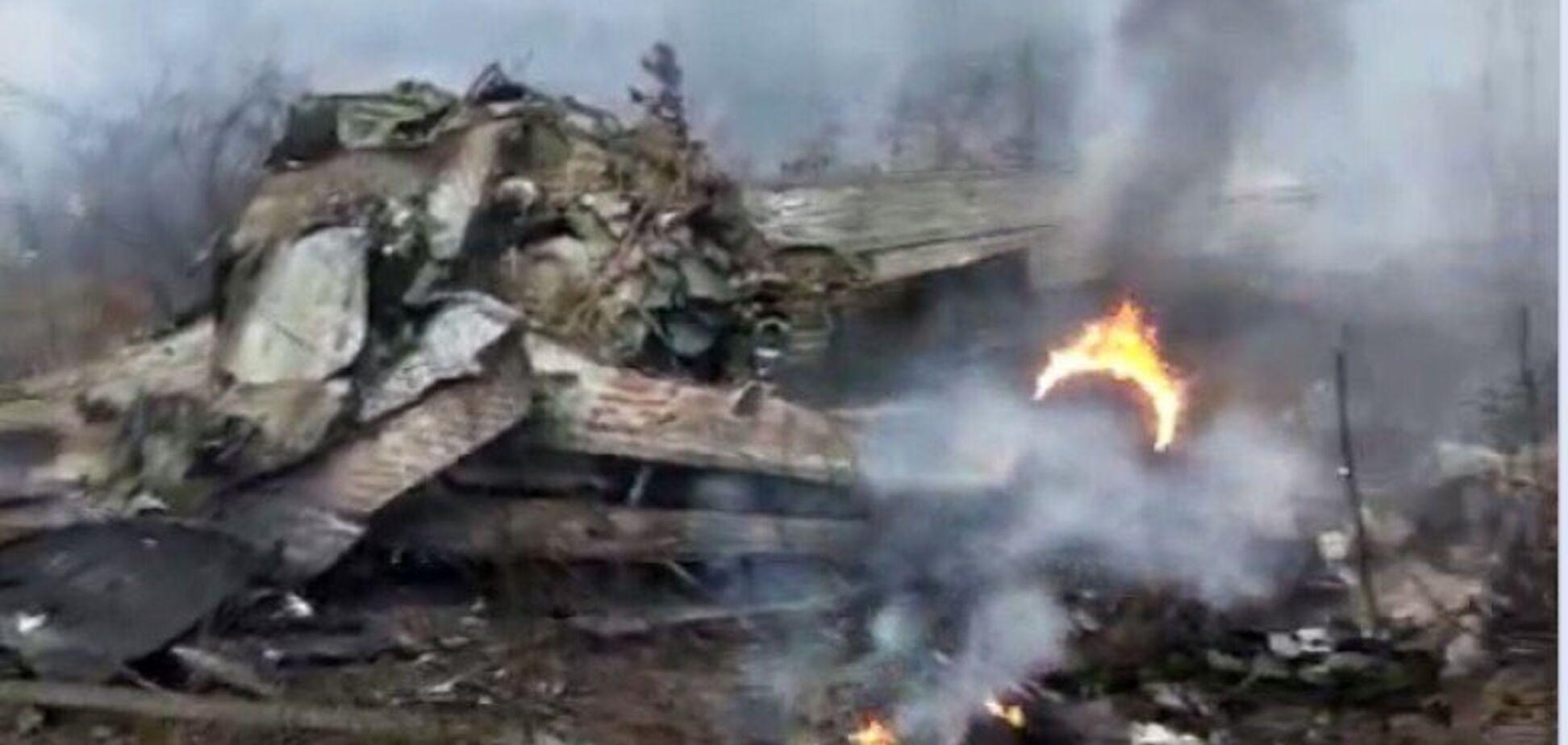 В Китае разбился самолет: судьба экипажа неизвестна