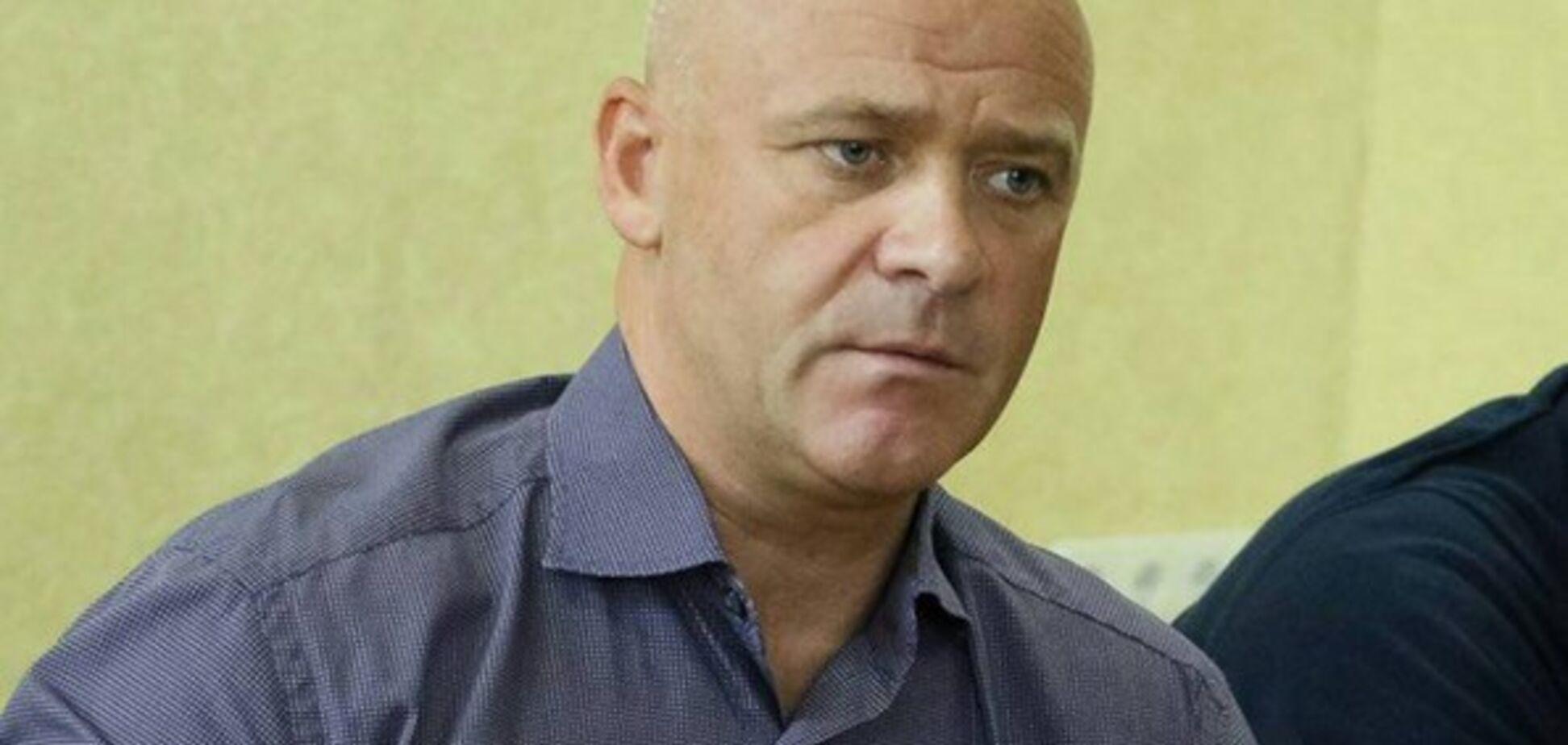 Зник після відпустки: мер Одеси Труханов знову не вийшов на роботу