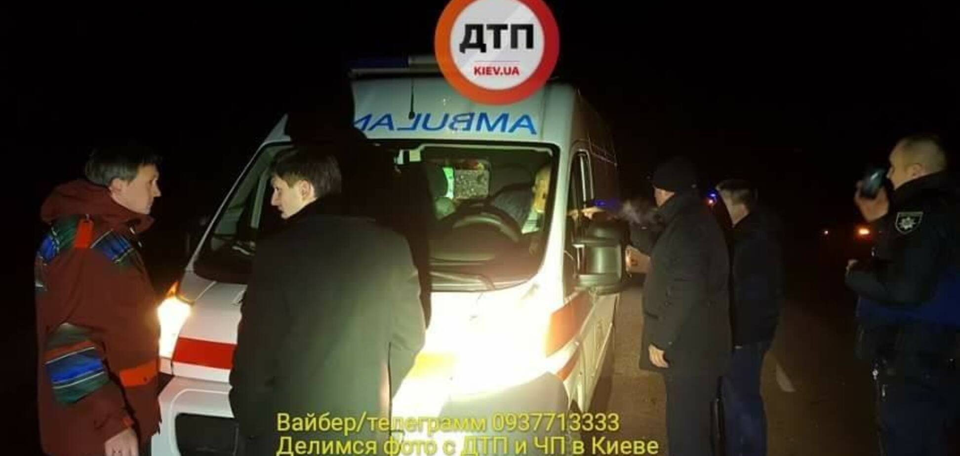 В Киеве пьяный судья устроил серьезное ДТП и пытался сбежать: все подробности, фото и видео