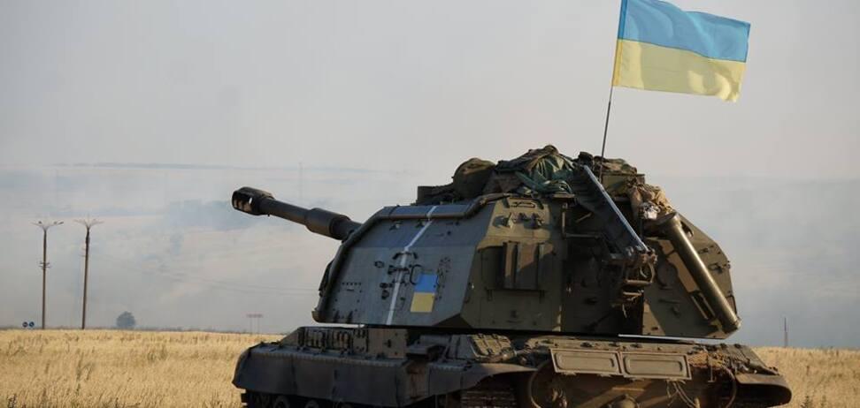 Артиллерия Донбасс