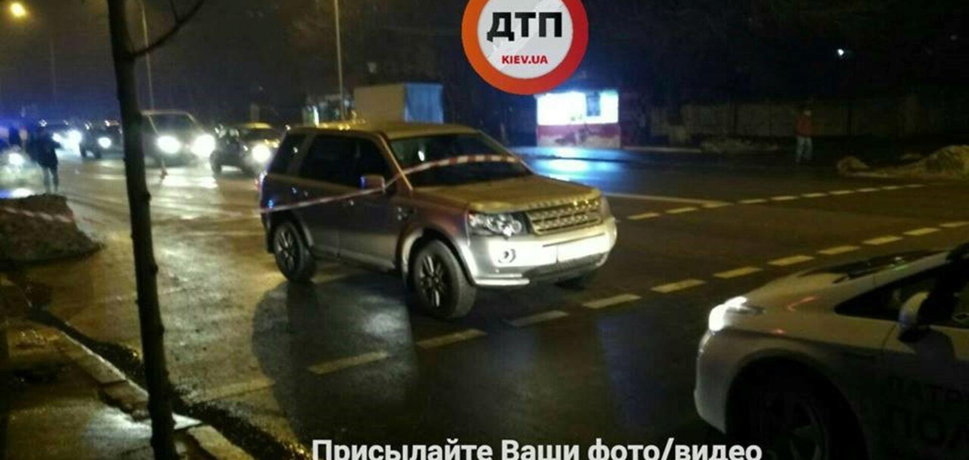 Аварии с украинскими судьями