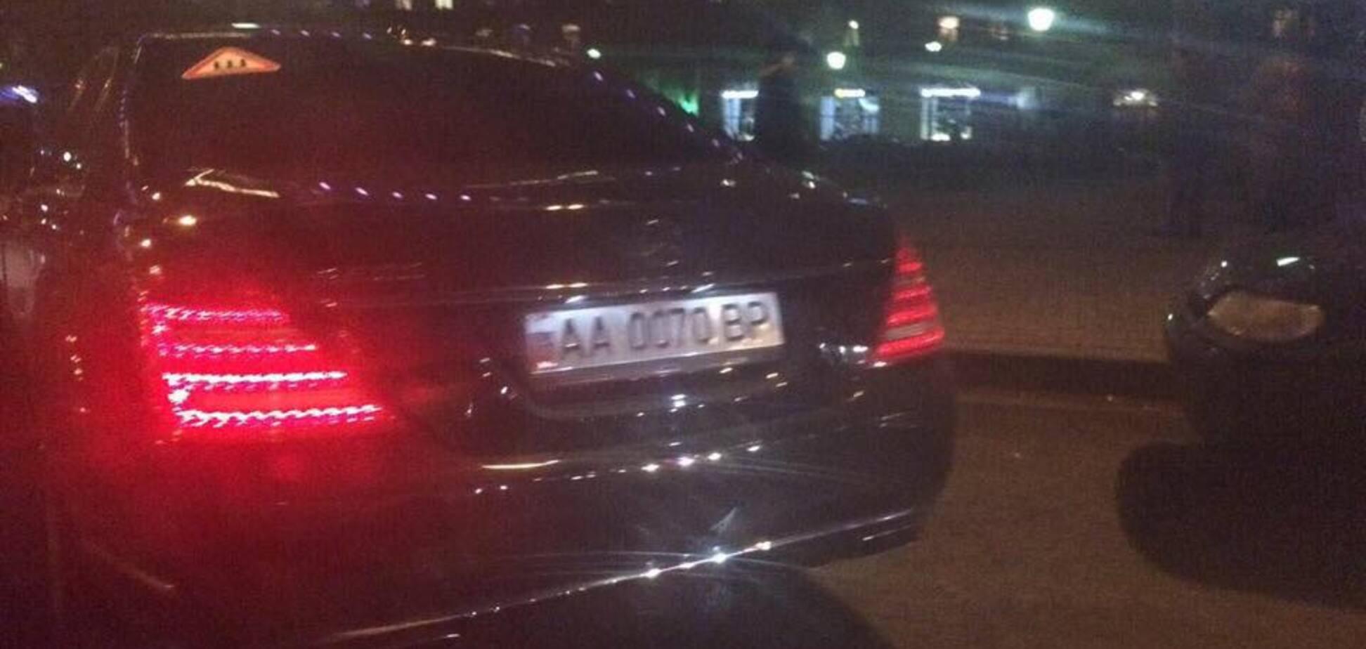'Ездят столицей оккупантов': в Москве засекли украинское авто с номерами Верховной Рады