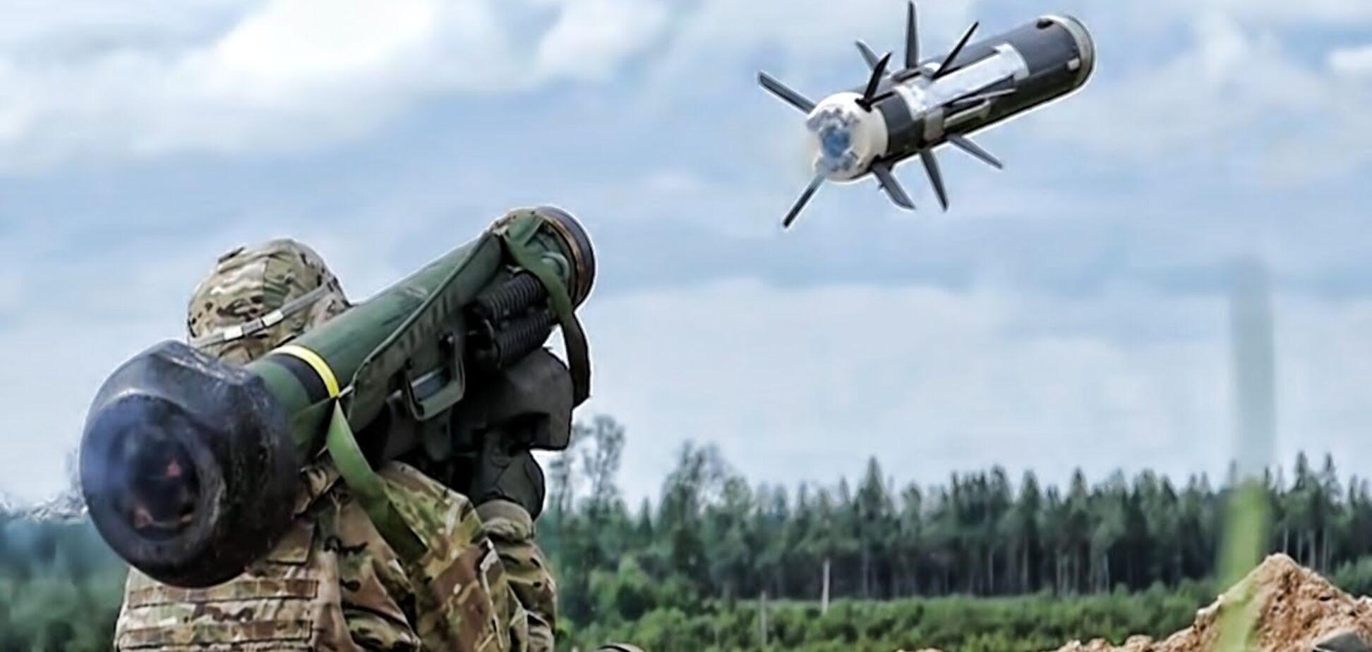 'Джавелины' в Украине: обозначена главная цель для смертельного оружия США