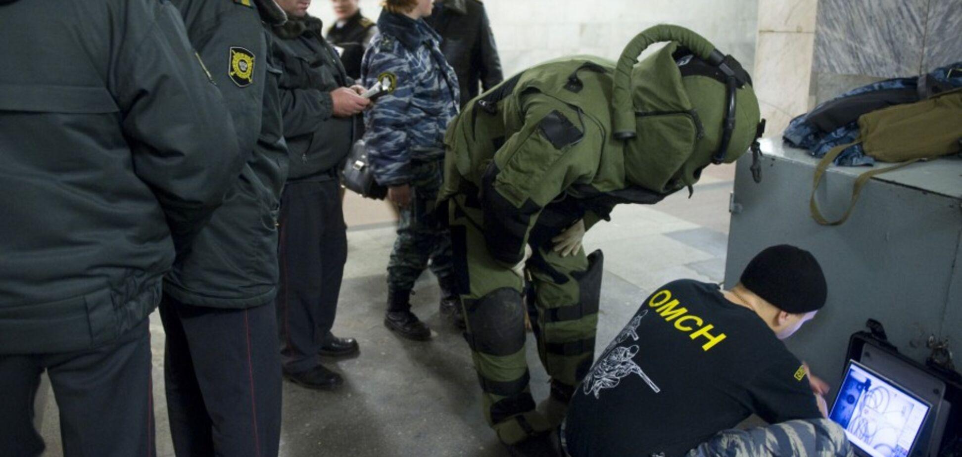 В Москве все перегорожено: вокруг рамки, полиция, обыски