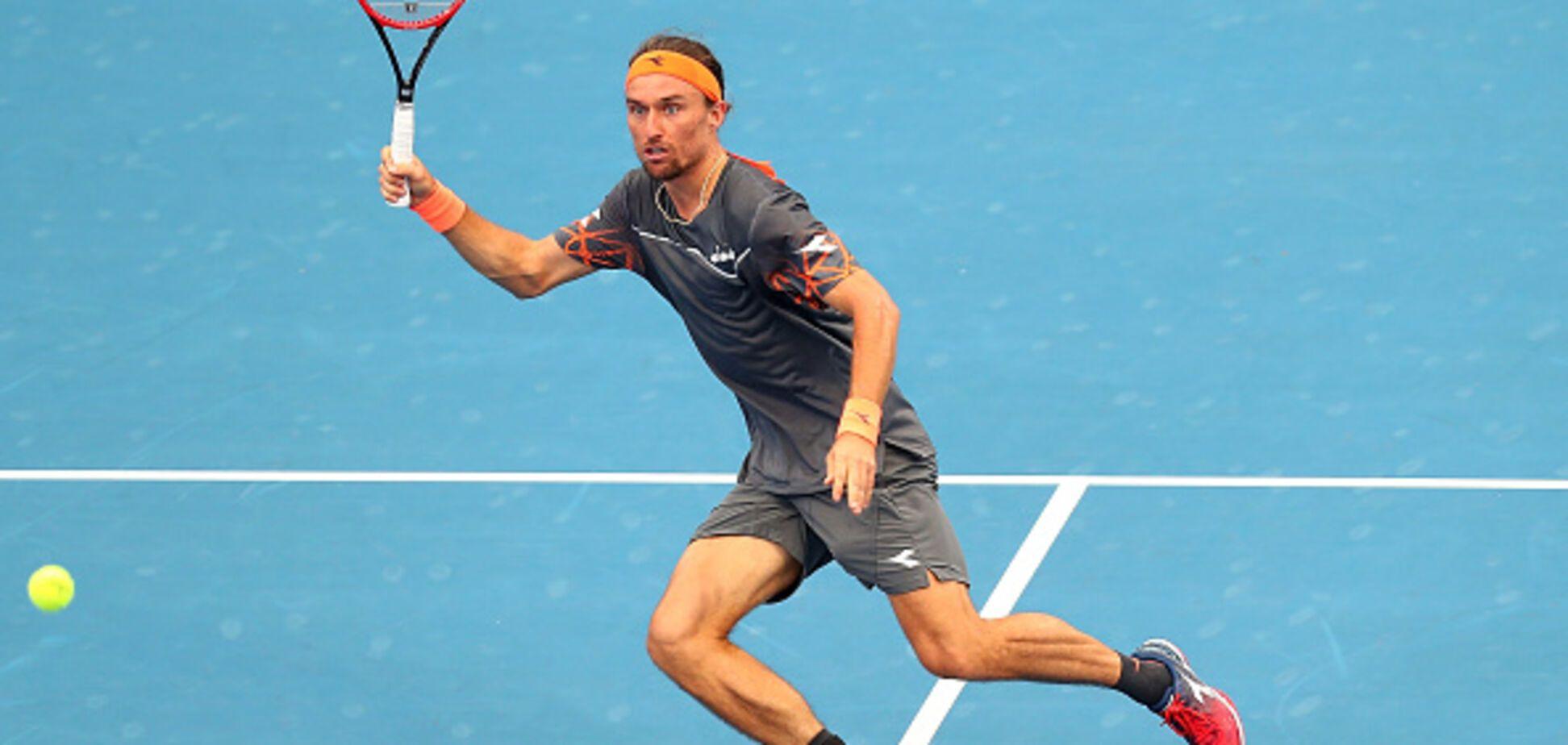 Лучший теннисист Украины феерично вышел в четвертьфинал известного турнира