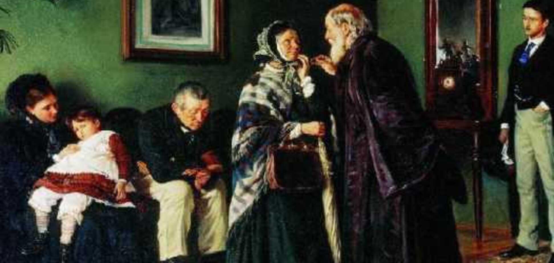 Об истории здравоохранения в Российской империи