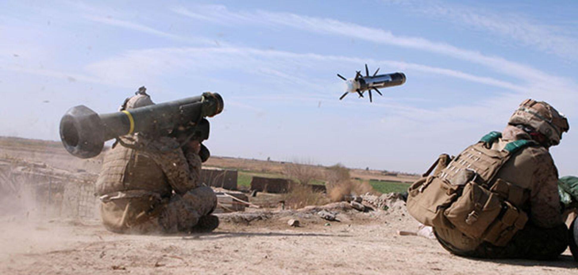 'Большая война': Марчук оценил последствия передачи Javelin Украине